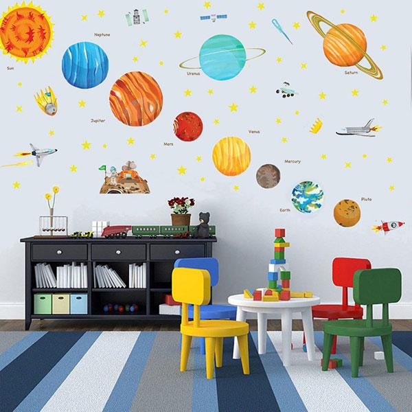 طراحی ، تعمیر و نقاشی اتاق کودک